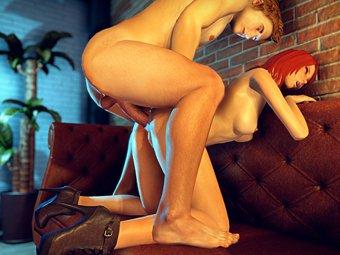 3D xChat vrai jeux sexe